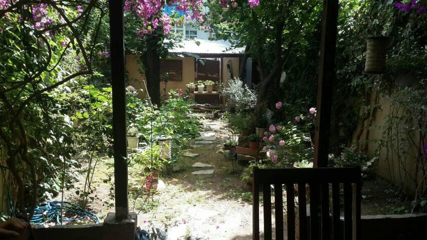 Lovely House with garden in Kadıköy İstanbul! - Kadikoy - บ้าน