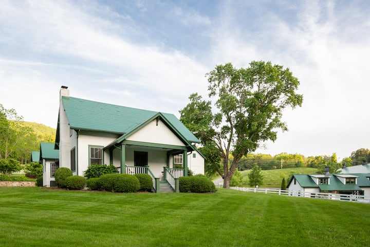 Elegant, historic cottage located just across from the Old Dairy Complex