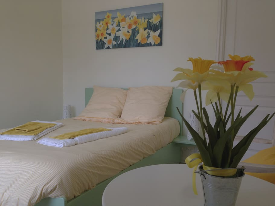 Chambre Narcisse