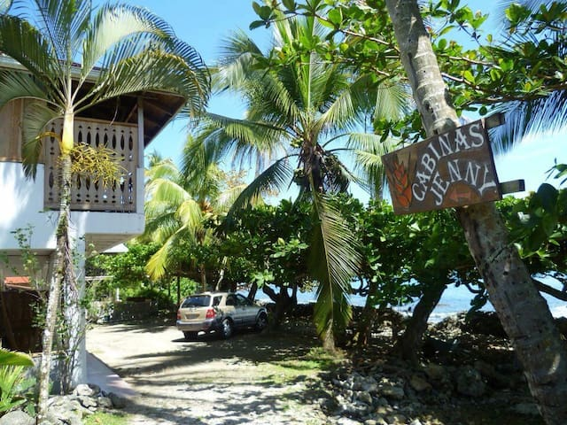 Cozy up, listen to the ocean/ small - Cahuita - Chalet