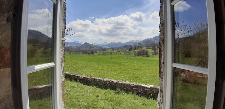 Gîte Vallée du Puy-Mary - Cheylade