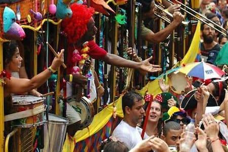 ALUGO EM SANTA TERESA PARA CARNAVAL - Rio de Janeiro