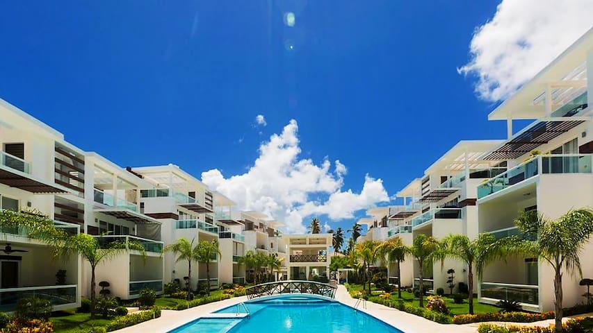 Apartamento 9 - Con Terraza y Piscina - Punta Cana - 公寓