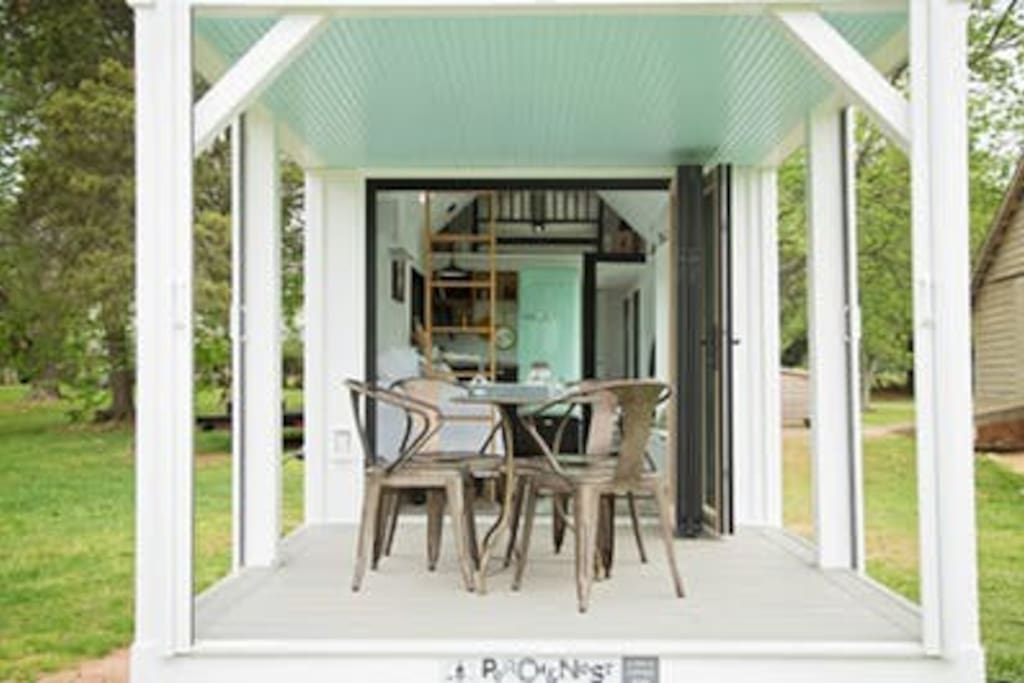 Screened (or not) Porch