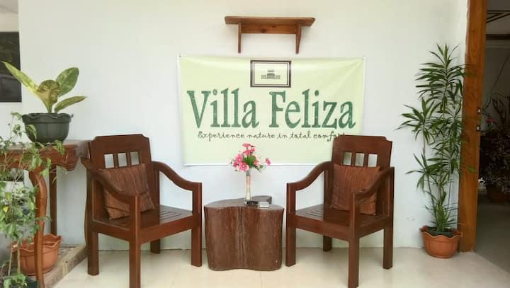 Villa Feliza, a Loboc Home with a View