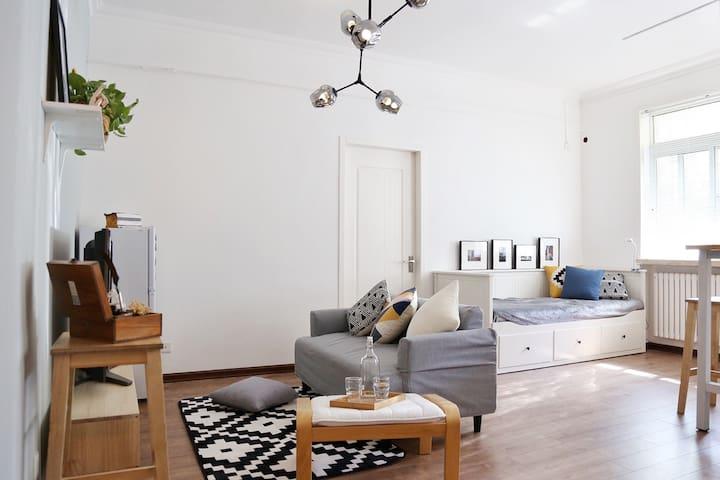 摄影师小屋· Nordic Style Apartment
