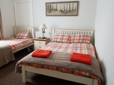 Bellyeoman B&B - Room 2 Dunfermline