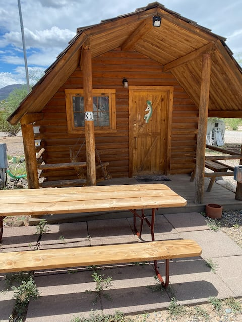Black Canyon Campground Cabin