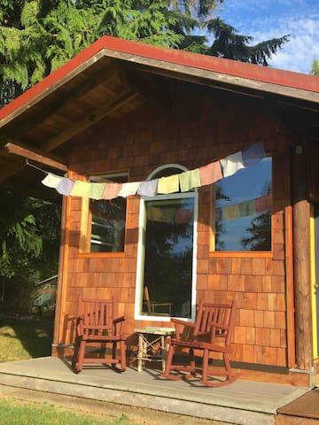 The Refugio Cabin
