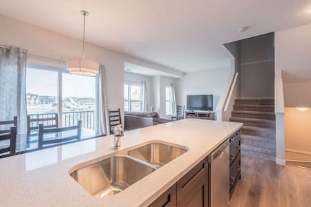 Brand new spacious two bedroom townhouse