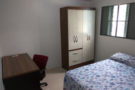 Apartamento térreo em Foz do Iguaçu***