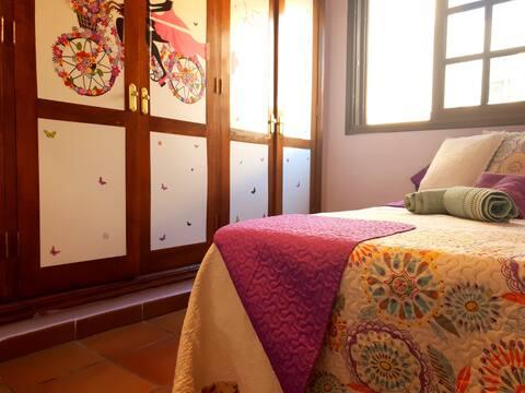 Habitacion Relax - Terraza - Playa -HSpeed Wifi