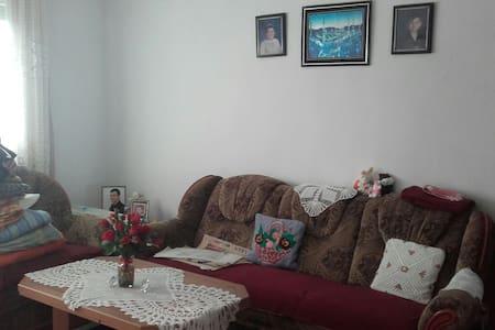 Room in rural Bosnia near Sarajevo