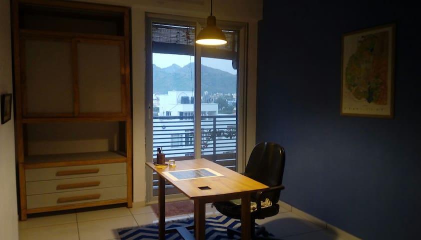 Aravalli Hills Studio Apartment