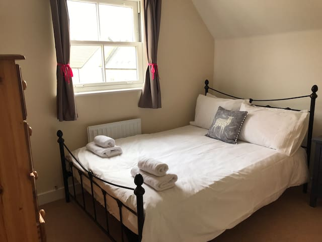 Double room with private bathroom with breakfast