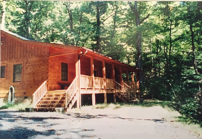 Saluda Lake Sheila Secluded Log Cabin Pvt Retreat