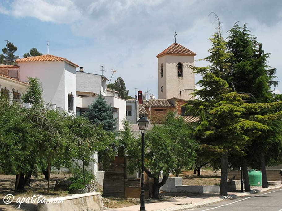 Casa rural ideal para desconectar case in affitto a - Casa rurales comunidad valenciana ...