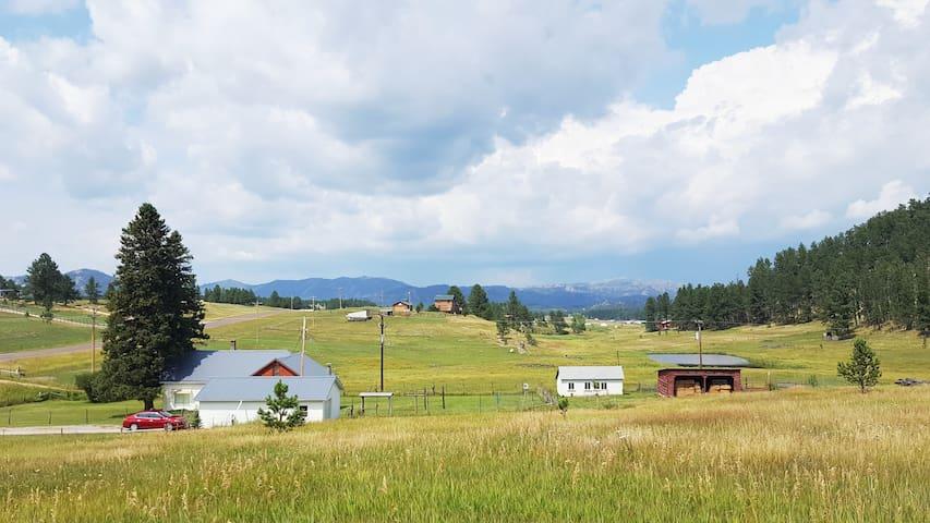 Black Hills Getaway
