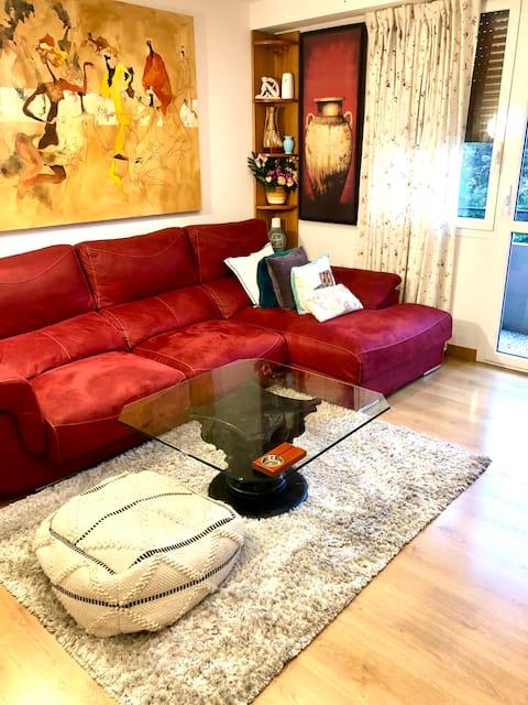 Precioso apartamento en Vitoria (la moncloa)