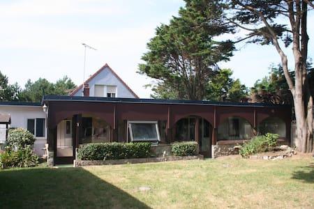 Maisonnette bord de mer - Denneville