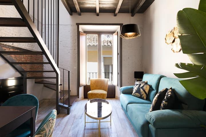 Duplex con terraza. 2A