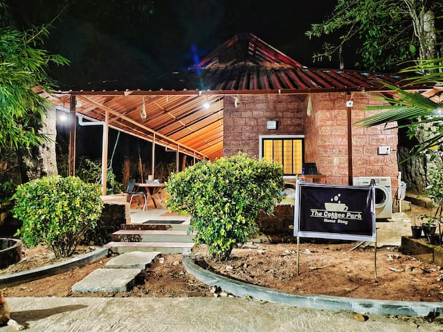 Journey into the Wilderness TheCoffeeParkHomeStay