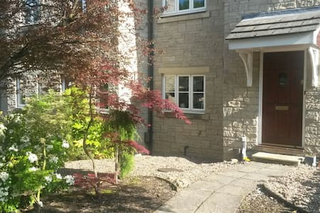 Double room  with en suite marple bridge - Marple bridge sk6 5ex  - Casa