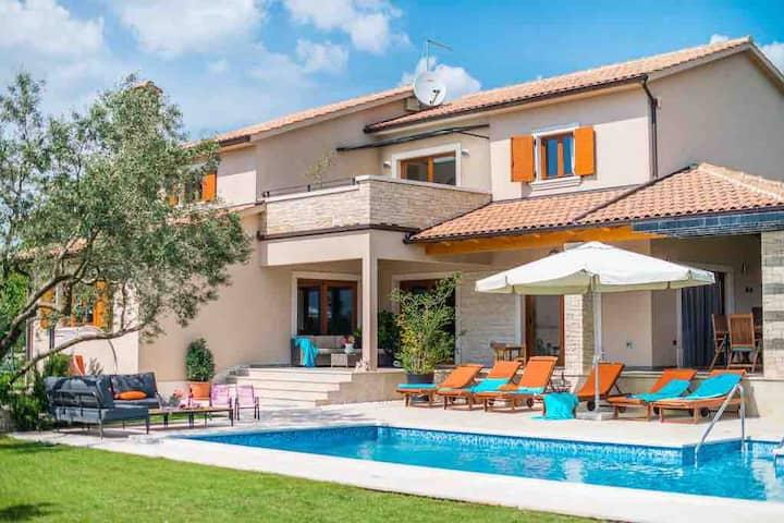 Villa Salambati near Rovinj