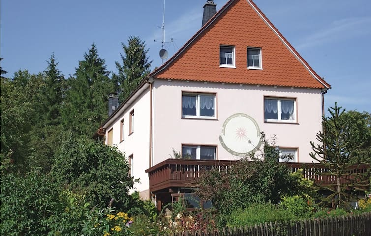 Holiday apartment with 2 bedrooms on 72 m² in Twistetal/Mühlhausen