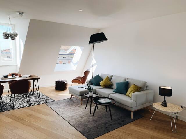 ⚡Modern Penthouse In Kreuzberg - Enhance Cleaning