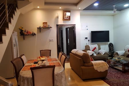 Royal Jaipur Homes (Two AC rooms)