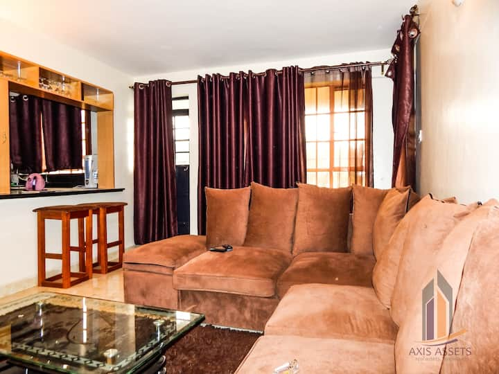 2 Bedroom Apartment in a Serene Private Location