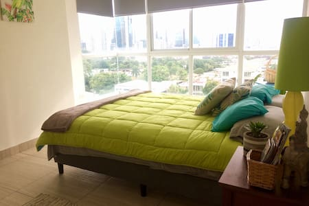 Comfortable Private Room w/ Panama city view
