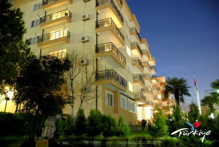 1 + 1  Apartment in City Center - Osmangazi