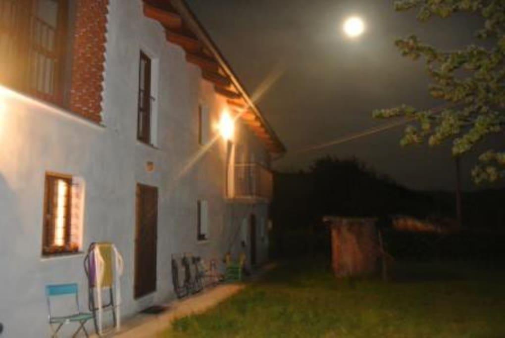 La luna di Monferrato