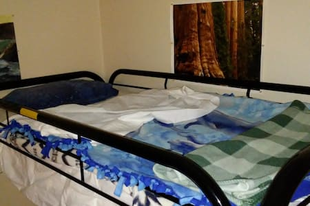 TOP bunk in shared Silicon Valley room near 101 - Sunnyvale