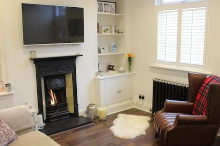 Double bedroom in a perfect Didsbury location - Manchester - Casa