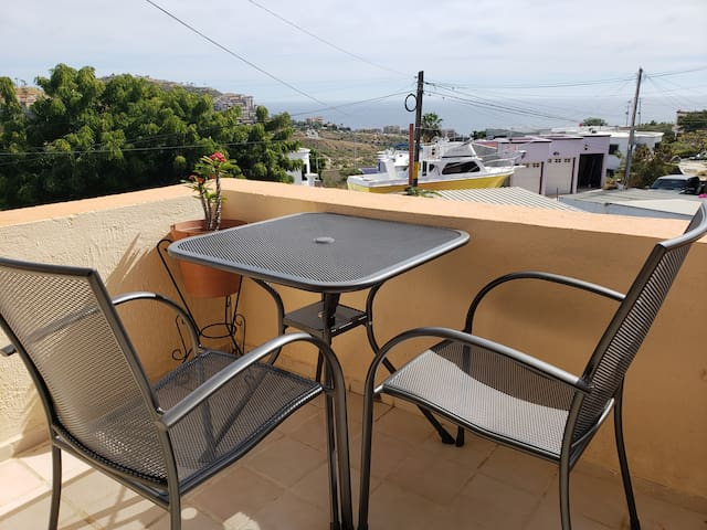 Casa con vista al Pacifico Sunset.