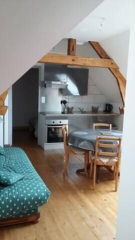 Un petit appartement cosy en centre-ville