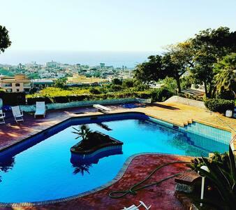 Villa Panoramica Con Ampia Piscina - ฟอริโอ - วิลล่า