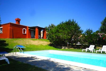 Vila Edo con piscina privata - Punta de Su Turrione - 别墅