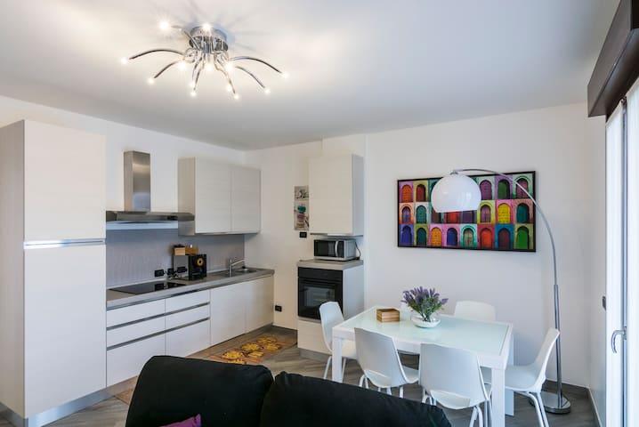 NORTH MILAN - CLOSE TO METRO - WIFI - Milano - Apartment