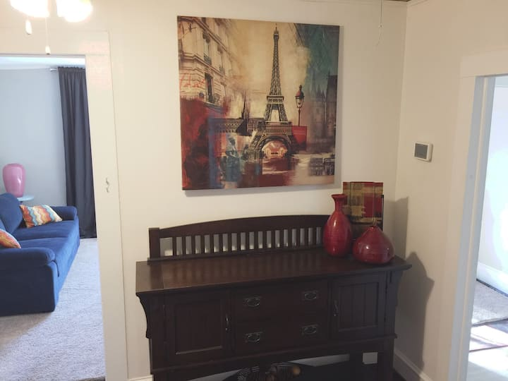 A Home Away From Home: Unit C