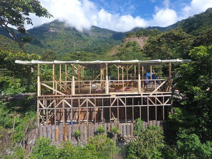 Granja Tz'ikin Farm - Casa private