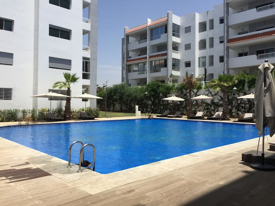 Appart mohammedia neuf 105m2 siesta beach resort - Residence haut standing vero beach ...