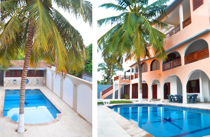 Maison BLU - Saly Beachfront Private Villa