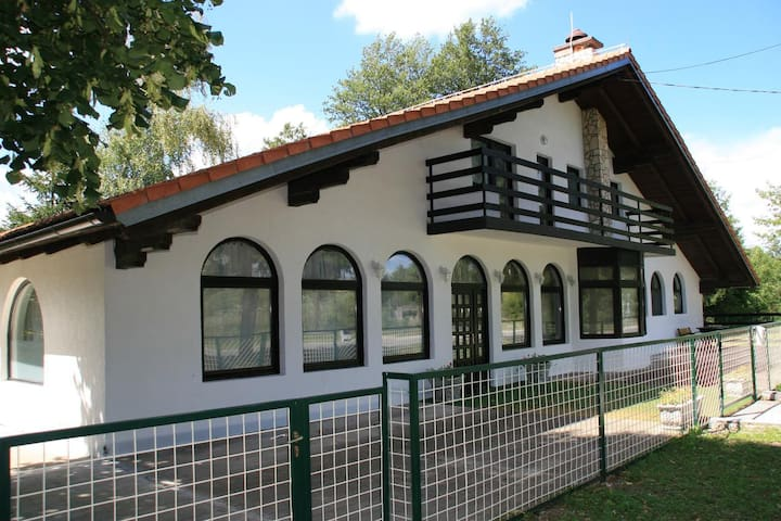 Comfortable and spacious apartment with terrace Josipdol, Karlovac (A-14304-a)