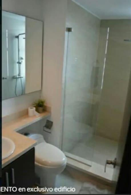 Baño habitación principal