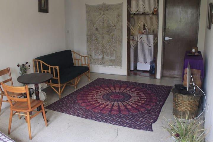Room & terrace