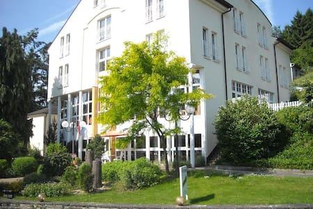 Vianden (15 km kleine luxemburgische Schweiz)